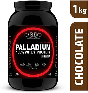 best whey protein isolate in india